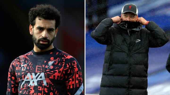 Liverpool Are Considering Selling 'Unhappy' Mohamed Salah According To Friend