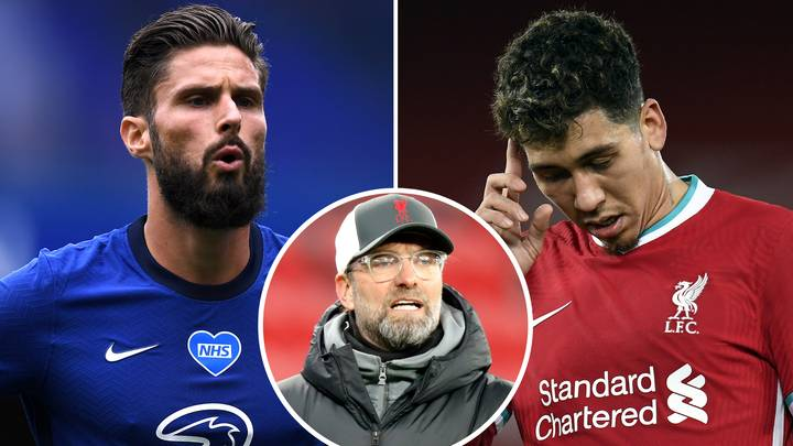 'Liverpool Could Sign Olivier Giroud And Have Him Do The Roberto Firmino Role Next Season'