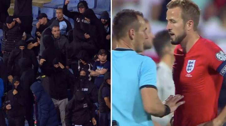 England vs Bulgaria Game Stopped After Racist Abuse Directed At Players