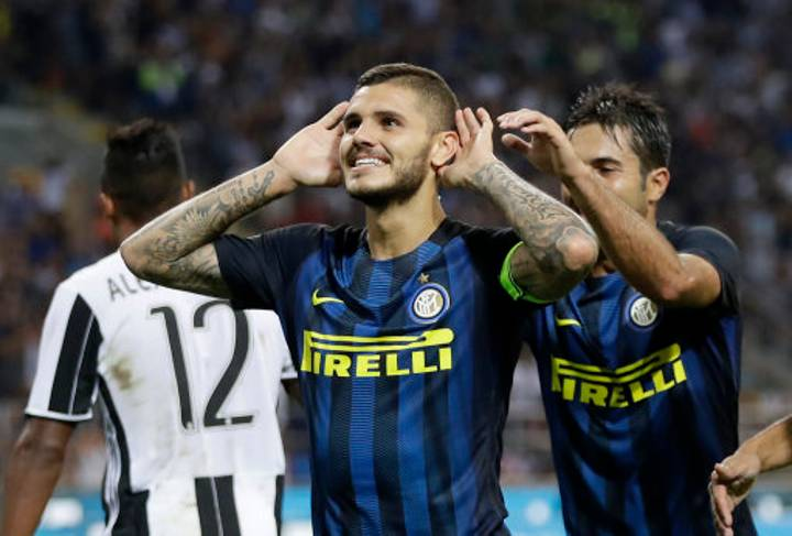 Mauro Icardi Puts Pen To Paper On New Inter Milan Contract