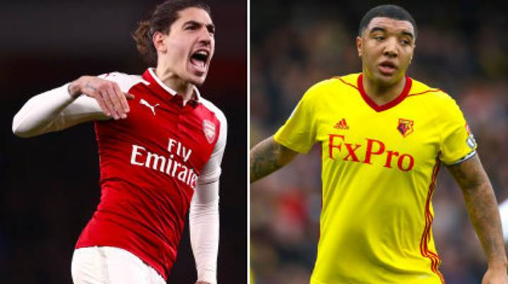 Hector Bellerin Absolutely Ruins Troy Deeney After He Misses Penalty Against Arsenal