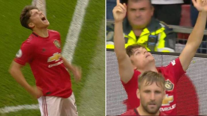 Emotional Daniel James Pays Tribute To Late Father After Debut Man Utd Goal