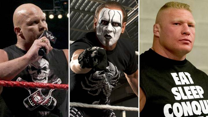 The 30 Greatest Wrestlers Of All Time Have Been Ranked