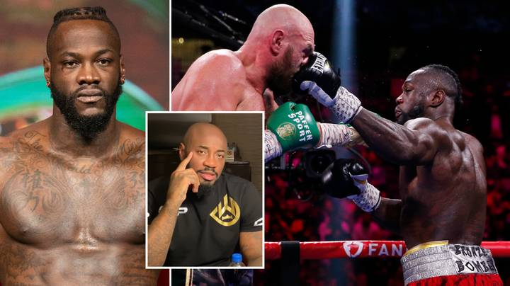 Deontay Wilder's Trainer Sensationally Makes Excuse For Tyson Fury Defeat, It Begins