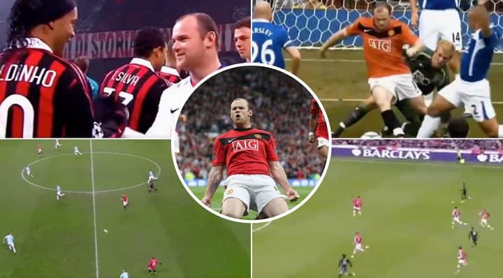 Remembering Wayne Rooney's Amazing 2009/10 Season For Manchester United
