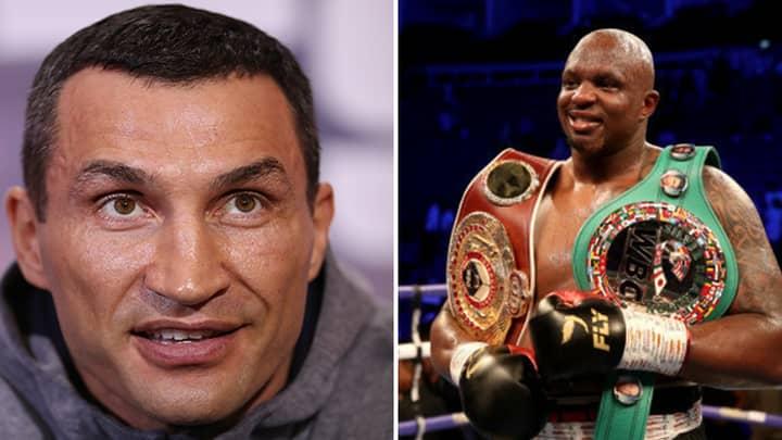 Rumour Claims Wladimir Klitschko Is Set For Stunning Return To Boxing