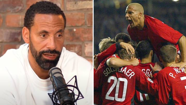 Rio Ferdinand Reveals Two Most Underrated Manchester United Players He Played Alongside At Old Trafford