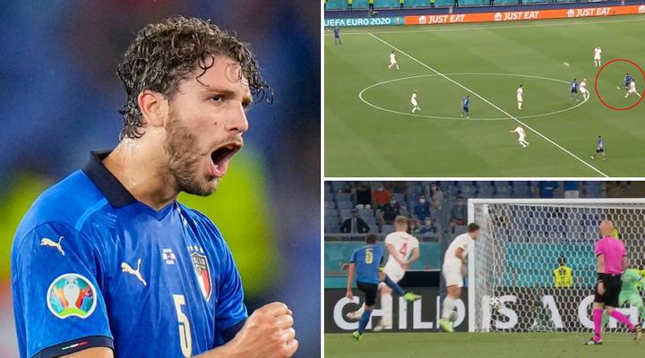 Manuel Locatelli Announces Himself To The World With Midfield Masterclass In Italy vs Switzerland