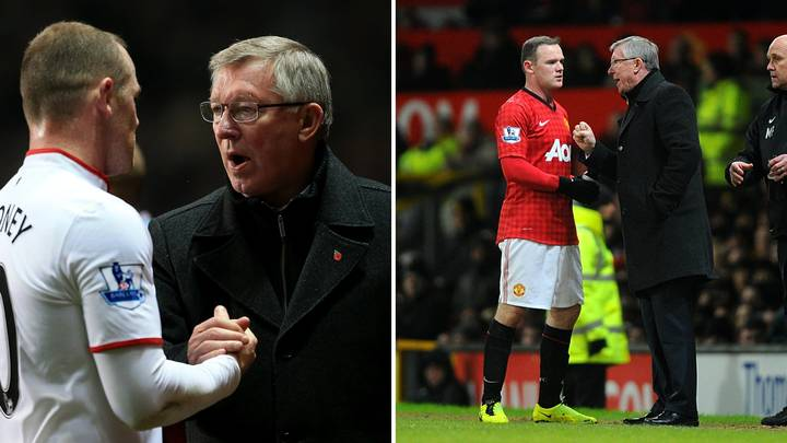 Wayne Rooney Says Five Manchester United Players 'Controlled' The Dressing Room