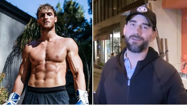 CM Punk Finally Responds To Logan Paul's Call Out For MMA Fight