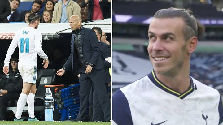 Zidane Gives His Brutally Honest Thoughts On Gareth Bale's Transfer To Spurs