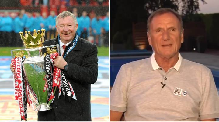 Sir Alex Ferguson Brutally Mocked By Phil Thompson After Liverpool's Premier League Triumph