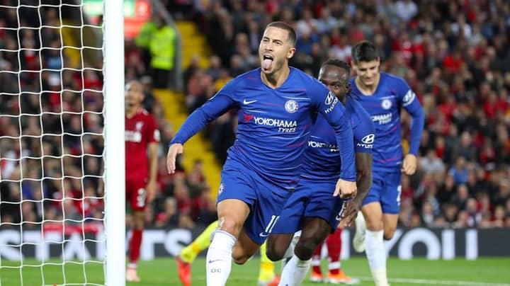 SPORTbible Speaks To Eden Hazard, The Premier League's Main Man