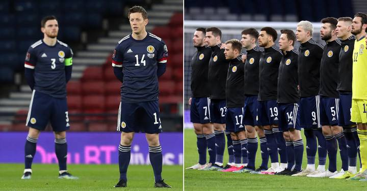 Scotland Players Decide Not To Take The Knee Against England Or Throughout Euro 2020