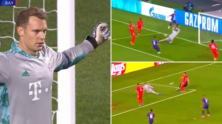 Incredible Highlights Of Manuel Neuer's Masterclass Against PSG Prove Nobody Was Beating Him