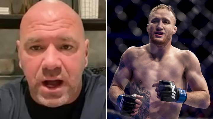 Dana White Teases Justin Gaethje's Next UFC Bout And It Could Easily Be Fight Of The Year