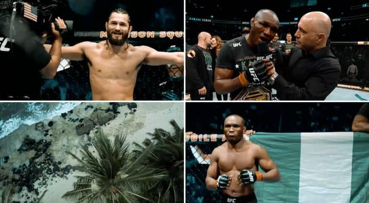 Dana White Shares Spine-Tingling UFC 251 'Fight Island' Promo