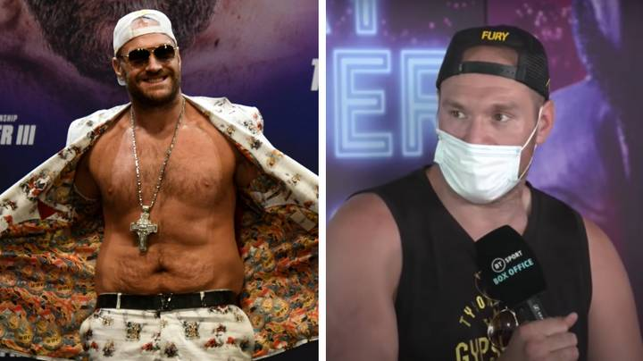 Tyson Fury Reveals His Next Five Opponents In Star-Studded 'Wish List'