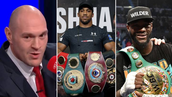 Tyson Fury Signs Mega TV Deal, Anthony Joshua And Deontay Wilder Fights In Doubt