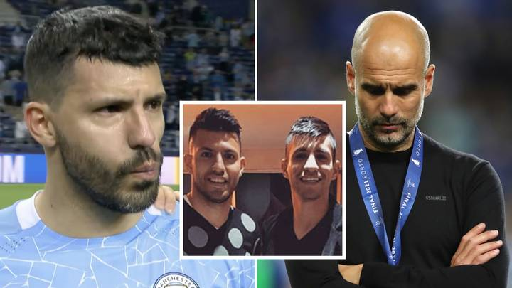 Sergio Aguero's Brother Destroys Pep Guardiola In Deleted Twitter Rant After CL Final