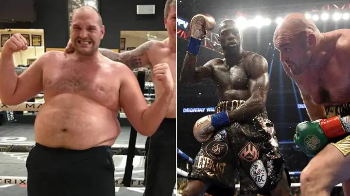 Tyson Fury Looks Almost Unrecognisable After Losing Even More Weight