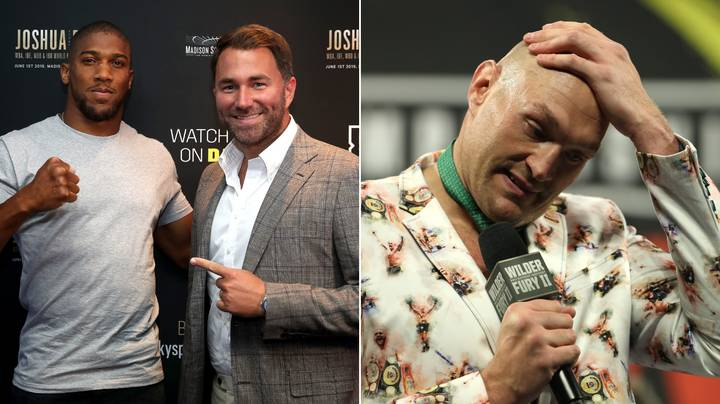 Tyson Fury Vs. Anthony Joshua Could Be Delayed Despite Terms Being Agreed