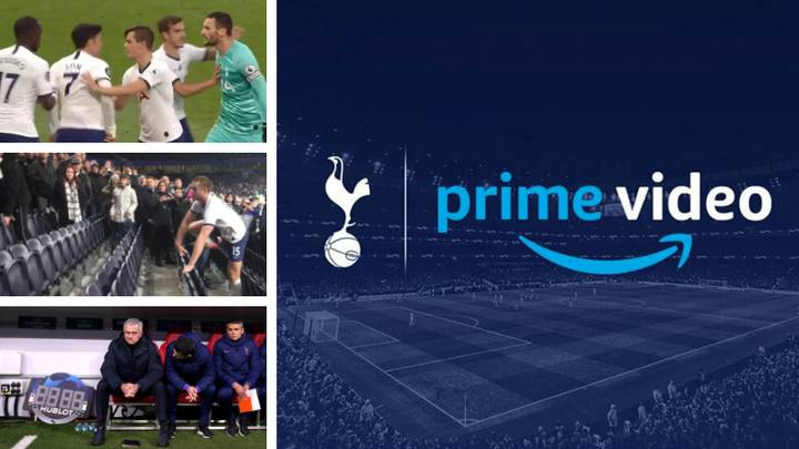 Tottenham's 'All Or Nothing' Amazon Documentary Is Going To Be Box Office Entertainment