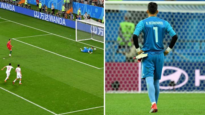Iran Goalkeeper Alireza Beiranvand's Life Story Is The Most Inspirational Story You'll Ever Read