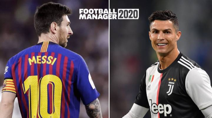 Football Manager 2020 Predicts What Will Happen To World's Leading Players In Next Ten Years