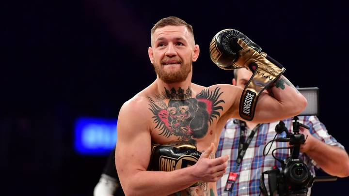 Conor McGregor Climbs One Place In Latest UFC Pound-For-Pound Rankings