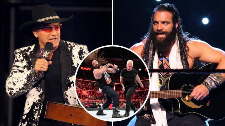 Jeff Jarrett Praises WWE Star Elias After His Return From Injury