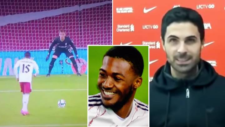 Mikel Arteta Reveals What He Told Ainsley Maitland-Niles After Another Laidback Penalty