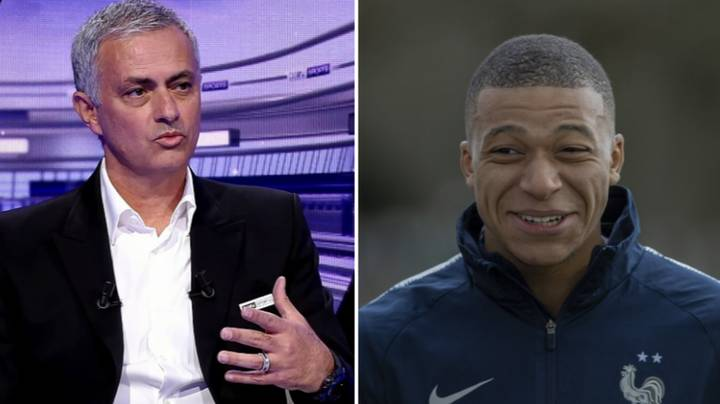 Jose Mourinho: 'Kylian Mbappe Is The Most Valuable Player In The World'