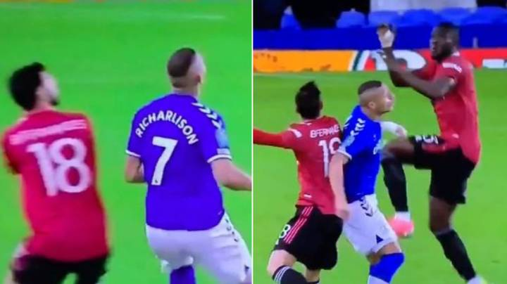 Bruno Fernandes Criticised For Foul On Richarlison And Compared To Harry Kane