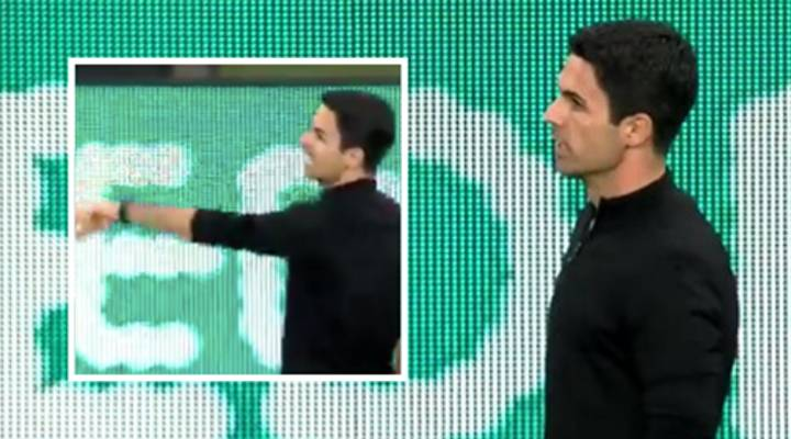 Mikel Arteta Spoke To His Arsenal Players In Three Different Languages During Manchester City Game
