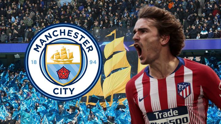 Manchester City Are Ready To Hijack Barcelona's Move For Antoine Griezmann