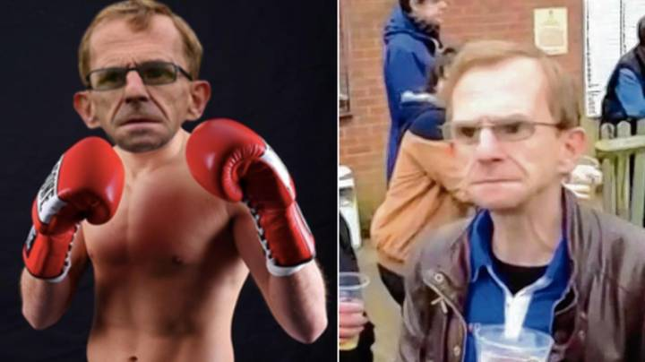 The Wealdstone Raider Is Having A Charity Boxing Fight