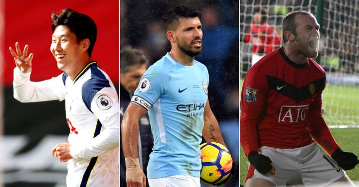 Only 28 Players Have Ever Scored Four Goals in a Premier League Match