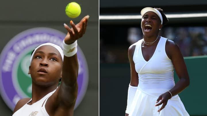 15 Year Old Cori Gauff Knocks Out Idol Venus Williams At Wimbledon