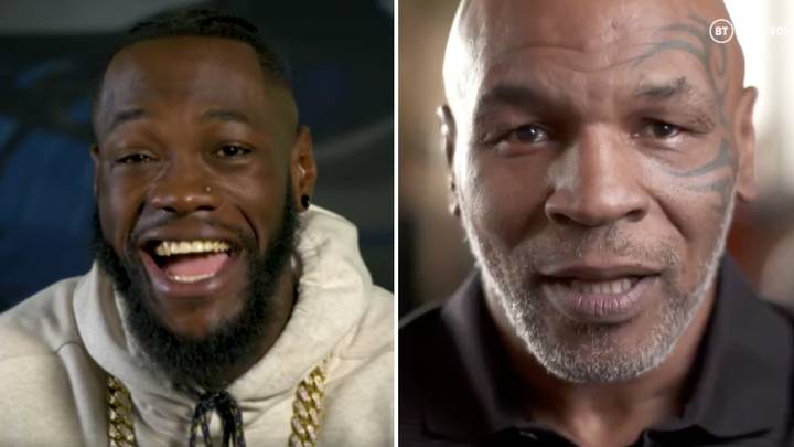 Deontay Wilder Leaves Mike Tyson Off His Mount Rushmore Of Heavyweight Greats
