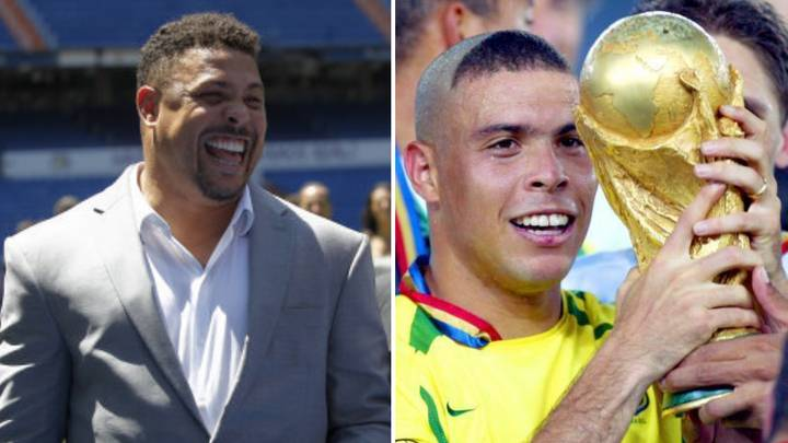 Ronaldo Names His Dream Signing And The Four Greatest Players Of All Time