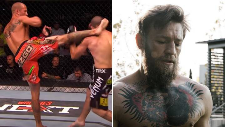 The One Move In Donald Cerrone's Locker That Conor McGregor Needs To Avoid