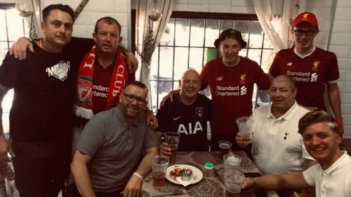 Spurs Fan Tells Brilliant Story Of Finding Liverpool Fans Wallet