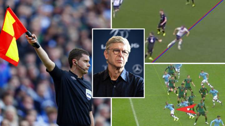 'Robo Linesmen' Set To Be At 2022 World Cup As Part Of Arsene Wenger's Offside Overhaul