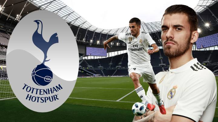 Spurs Are In Talks With Real Madrid Over The Signing Of Dani Ceballos
