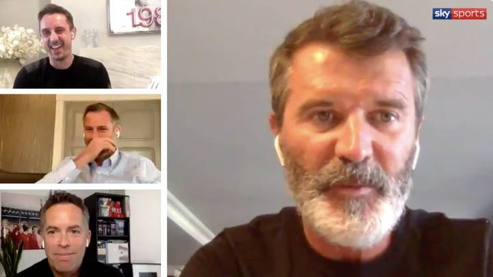 Roy Keane's Reaction To Question About His Beard Is The Most Roy Keane Thing Ever