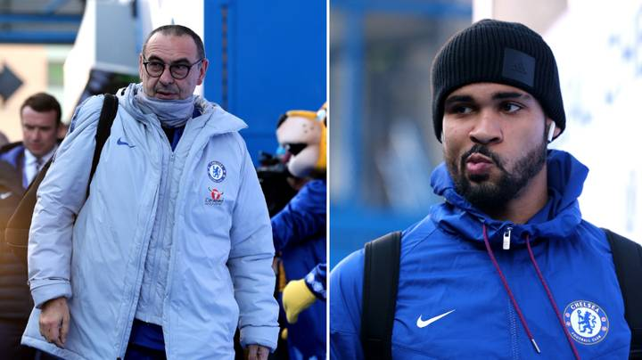 Chelsea's Starting XI Branded An 'Absolute Embarrassment'