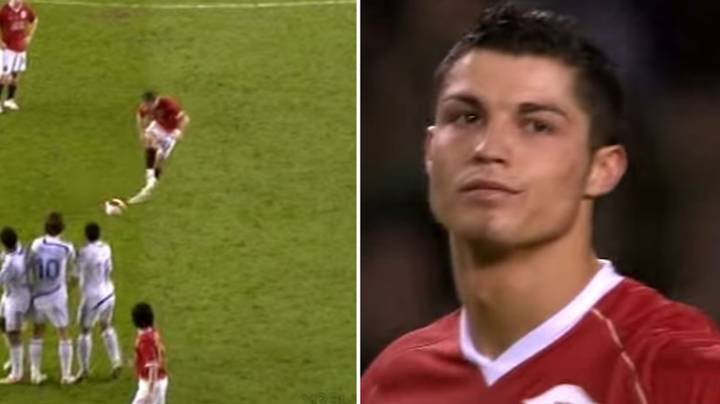 When Cristiano Ronaldo Wowed The Whole Of Europe For Manchester United