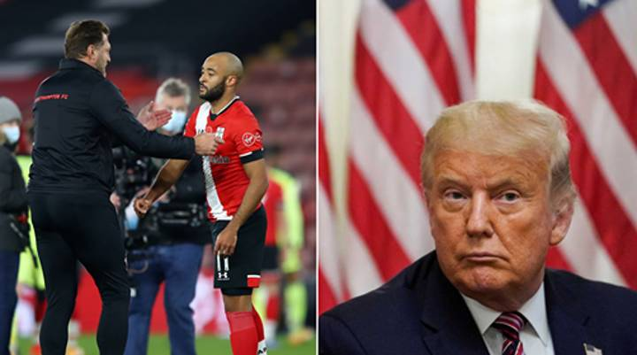 Southampton Hilariously Troll Donald Trump After Going Top Of The Premier League