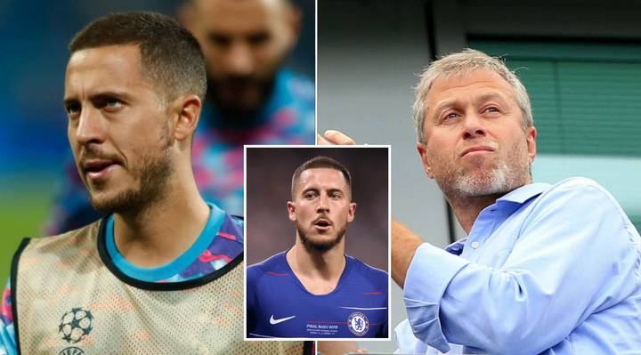 Chelsea In Talks To Re-Sign Eden Hazard, Roman Abramovich Has Already Made His Feelings Clear About A Return